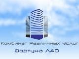 "Логотип КРУ ""Фортуна ЛАО"", ООО"