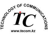 "Логотип ТОО ""Технология коммуникаций"""