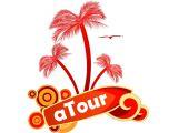 Логотип aTour