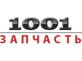 Логотип 1001 запчасть, интернет-магазин