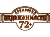 Логотип 72+, ООО, агентство недвижимости