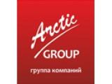 Логотип Arctic Group, строительная компания