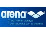 Логотип Arena Sport, магазин спортивной одежды для плавания