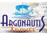 Логотип Argonautis Travel, туристическая компания