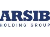 Логотип Arsib holding group, управляющая компания