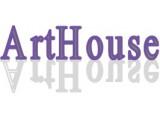 Логотип Art-house, производственная компания