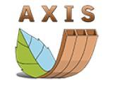 Логотип AXIS, торгово-производственная компания, ООО ФСК