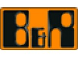 Логотип B & R, торгово-производственная компания, ООО Б+Р Промышленная Автоматизация