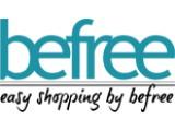 Логотип BeFree, бутик женской одежды