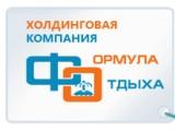 Логотип BTP, агентство по организации деловых поездок, группа компаний Формула отдыха