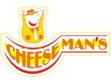 Логотип Cheeseman`s, ресторан быстрого питания