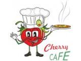 Логотип Cherry, кафе