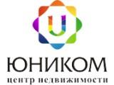 Логотип Юником, ООО, центр недвижимости