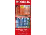 Логотип MODULIC, производственная компания