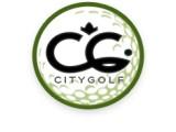 Логотип CITYGOLF, гольф-клуб