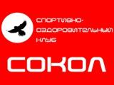Логотип Сокол, спортивно-оздоровительный клуб