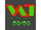 Логотип 50/50, ООО