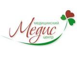 Логотип Медис, медицинский центр
