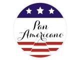 Логотип Pan Americano, служба доставки готовых блюд