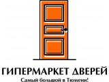 Логотип Гипермаркет дверей, салон-магазин