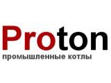 """Логотип Завод котлов """"Протон"""""""