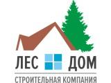 Логотип ЛесДом, ООО