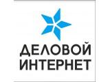 Логотип Деловой Интернет, разработчик интернет магазинов