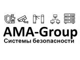 Логотип AMA-Group - Системы безопасности