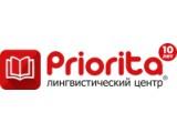 Логотип Сеть лингвистических центров Priorita (Группа компаний Priorita)